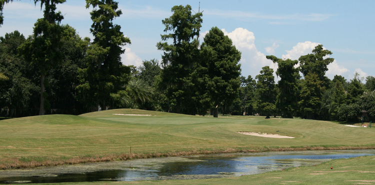 Shot of Cypress Lakes Country Club's Geens